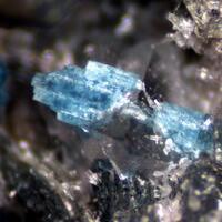 Bazzite Fluorite & Muscovite
