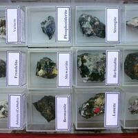 Mineralservice's Minerals: 13 Aug - 20 Aug 2018