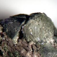 Bavenite & Fluorite