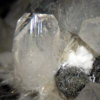 Gyrolite Laumontite & Apophyllite