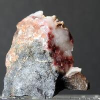 Piemontite-(Sr) & Ganophyllite