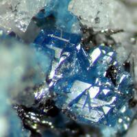 Lazulite & Hematite