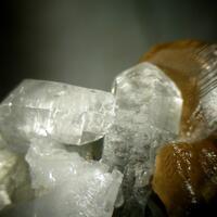 Beryllonite Siderite & Apatite