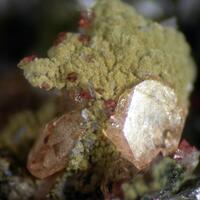 Hureaulite Mitridatite & Phosphosiderite