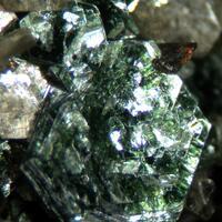 Chlorite Anatase & Muscovite