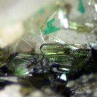 Olivenite Cornwallite & Agardite