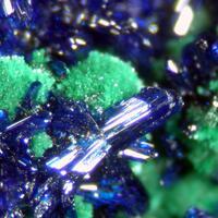 Azurite & Malachite
