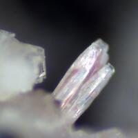 Kainosite-(Y) & Calcite