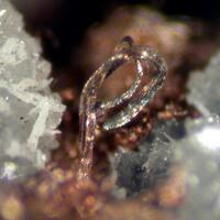 Silver Cerussite & Acanthite