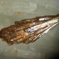 Eosphorite Roscherite & Albite