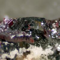Fluorite Polybasite & Proustite