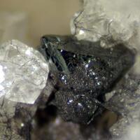 Tetrahedrite Rutile & Dufrénoysite