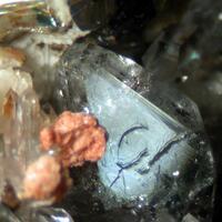 Scheelite & Sphalerite