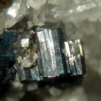Bournonite Pyrite & Dolomite