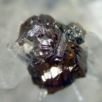Sphalerite Pyrite & Quartz
