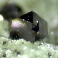 Magnetite Titanite & Lizardite