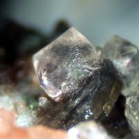 Fluorite & Titanite