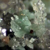 Xenotime-(Y) Pyrochlore & Zircon