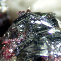 Polybasite Pyrargyrite & Fluorite