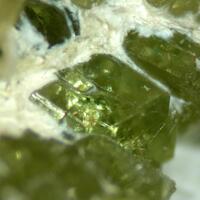Demantoid & Asbestos