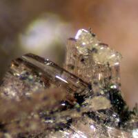 Phosphosiderite Benyacarite & Strengite