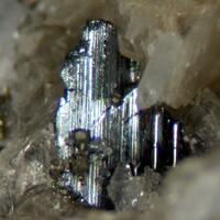 Sartorite Quartz & Pyrite