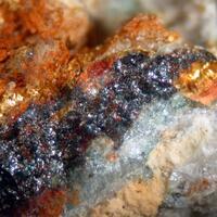 Johnsomervilleite Saléeite Cacoxenite & Strengite