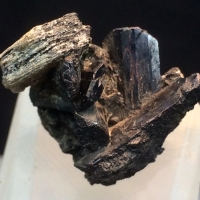 Columbite With Muscovite