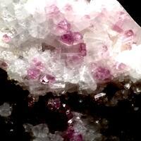 Elbaite With Quartz