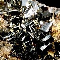 Vesuvianite & Albite