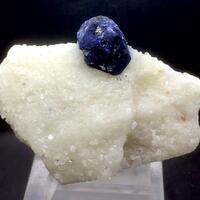 Lazurite Pyrite & Calcite