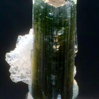 Elbaite With Cleavelandite