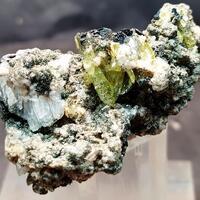 Titanite With Hematite
