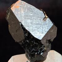 Melanite Var Garnet