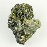 Pyrrhotite Pyrite Sphalerite & Quartz