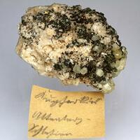 Chalcopyrite Calcite Dolomite