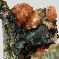 Albite & Copper