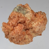 Chabazite With Calcite
