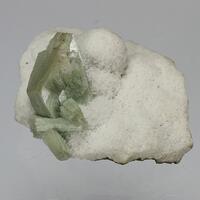 Heulandite With Celadonite