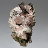Calcite With Copper