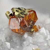 Sphalerite Chalcopyrite & Pyrite