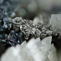 Chalcopyrite Dolomite & Löllingite