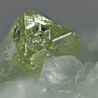 Sphalerite & Prehnite