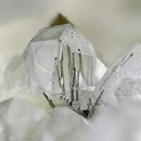 Millerite Sphalerite & Calcite