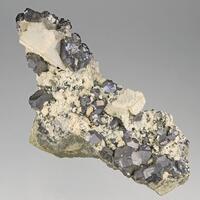 Galena Arsenopyrite & Calcite