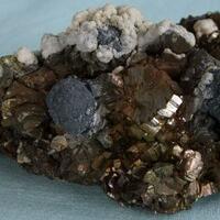 Pyrite & Plumosite