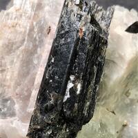 Fluoro-richterite In Calcite