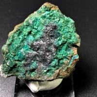 Enargite With Chrysocolla