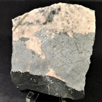 Polybasite & Cobaltite In Dolomite