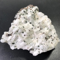Wollastonite With Diopside & Andradite